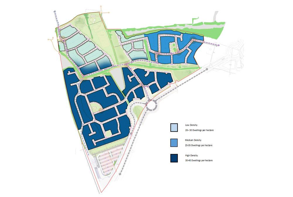 Masterplan Density