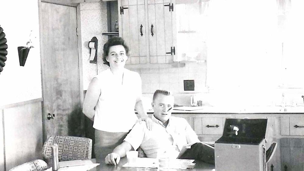 Vivian & Roger Tarter