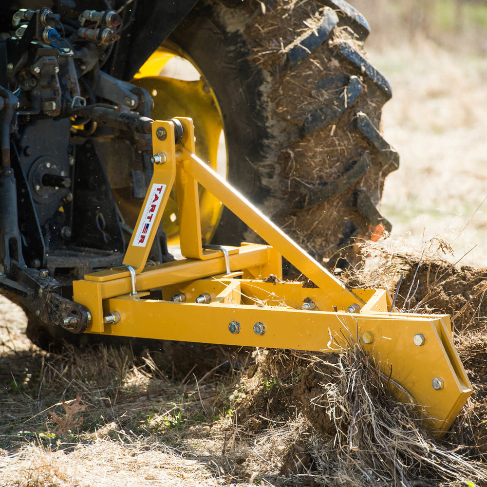 Subsoilers, Plows & Cultivators -