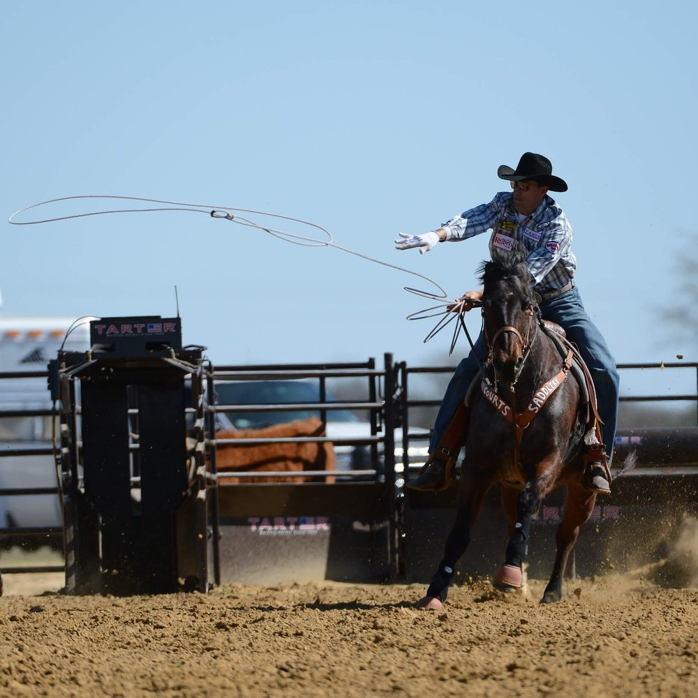 Rodeo Chutes -