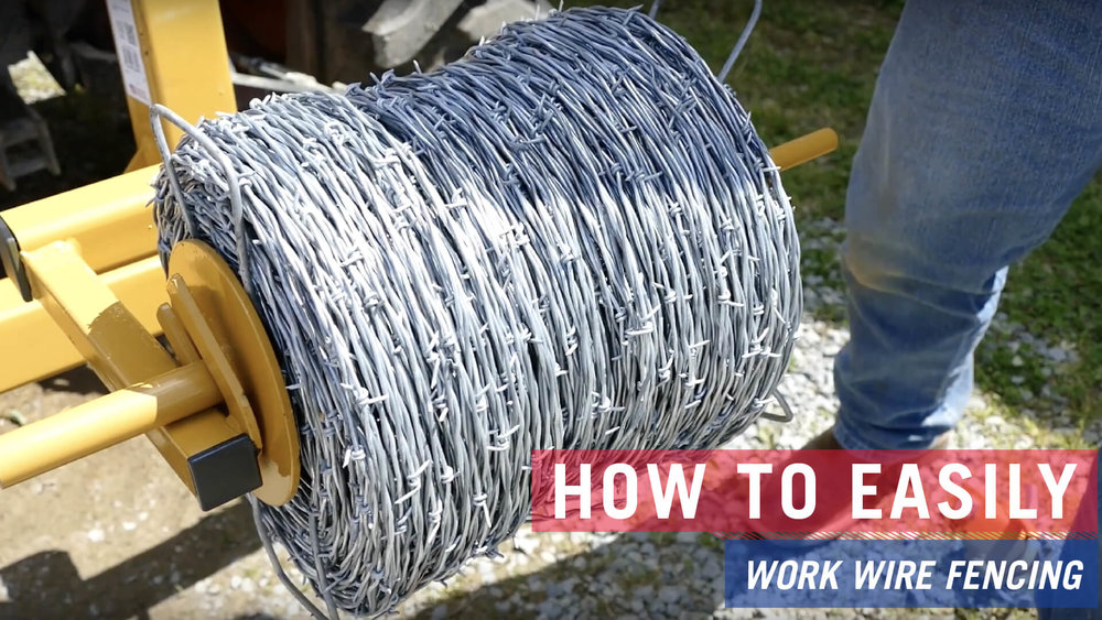 2″ Receiver Wire Unroller — Tarter Farm and Ranch Equipment ...