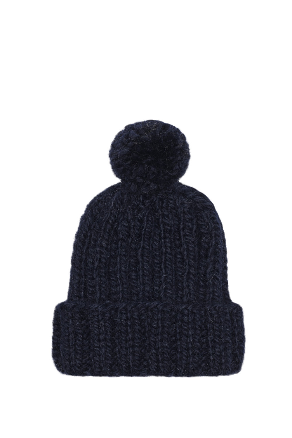 BABY POM POM   The Pacific   navy blue — Lynn   Lawrence  99eef12a701