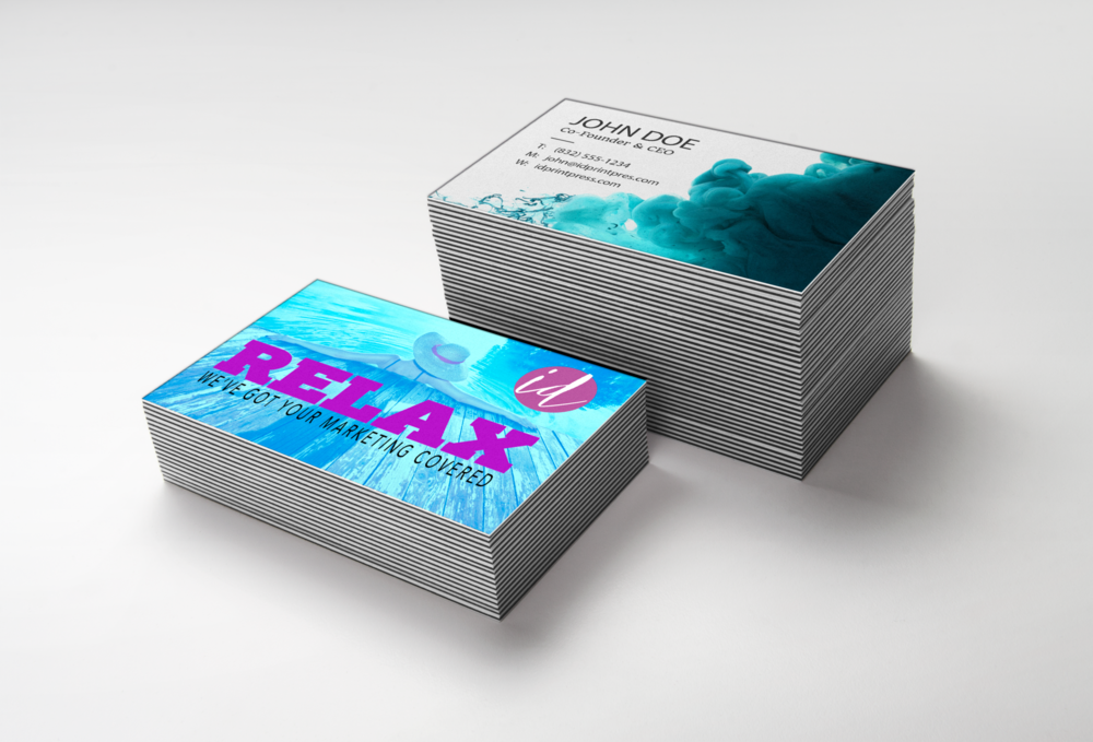 idprintpress.com Business Cards