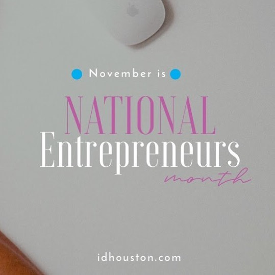 Plan your future and Celebrate your success! Stay Motivated! #nationalentrepreneurmonth  #nationalentrepreneurshipmonth