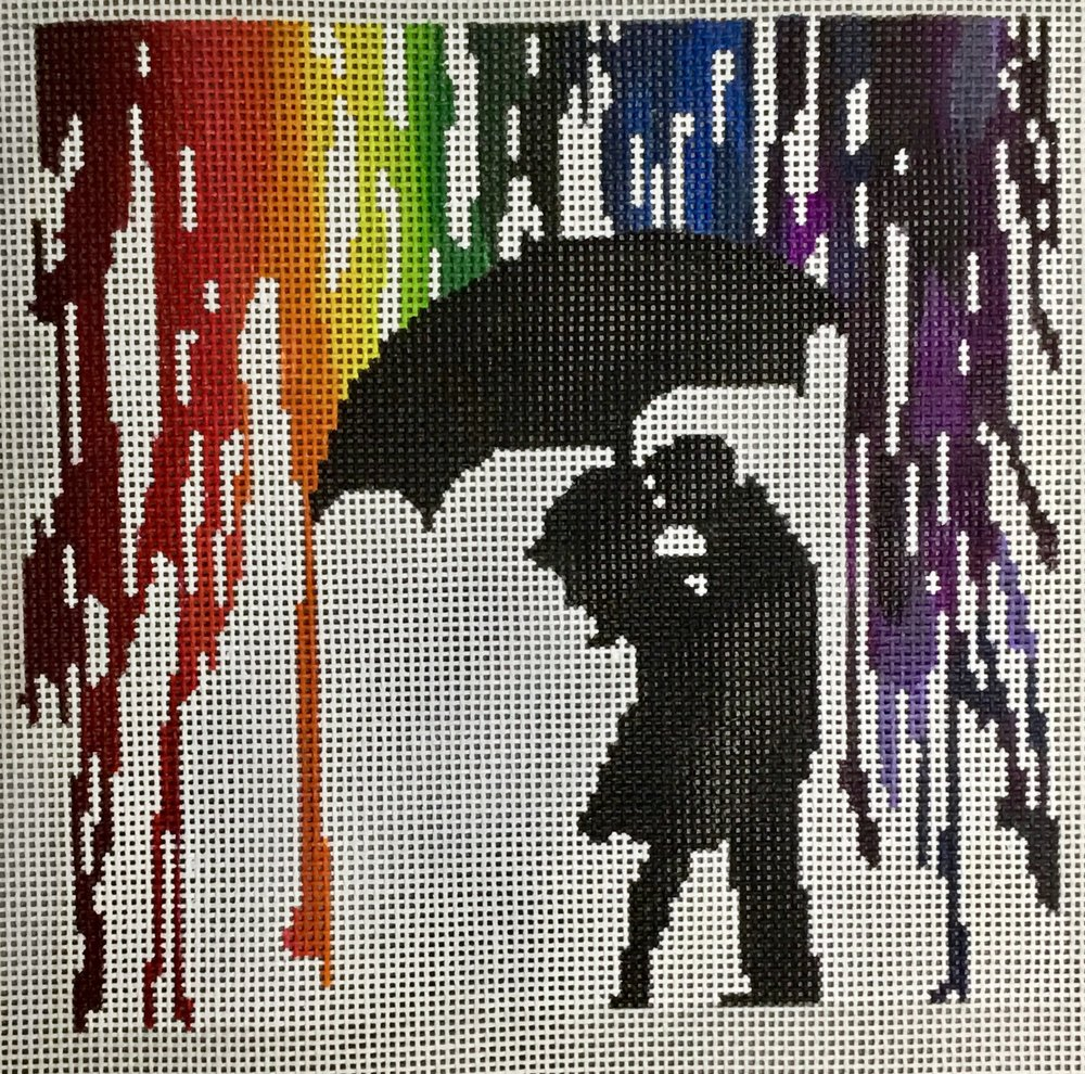 Singing in the Rain - LOVS1311 13 Mesh shown;also available in 18 10 x 10