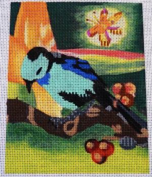 IRIS BIRD - TLBRD603   13 Mesh