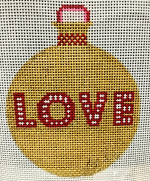 "GOLDEN LOVE - LOVEG1401 13 Mesh 4"" Diameter"