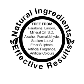 Our Free From logo is printed on all packaging so we can clearly inform customers about our ingredients policy