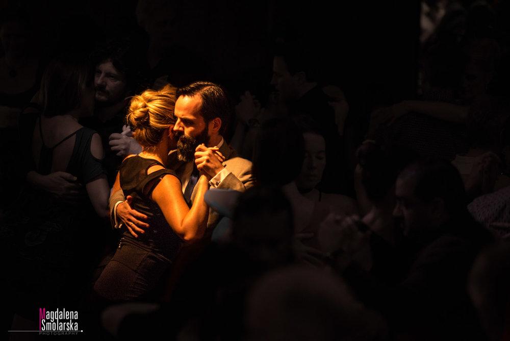 London & Brighton Portrait Photographer- Tango couple captured by Magdalena Smolarska