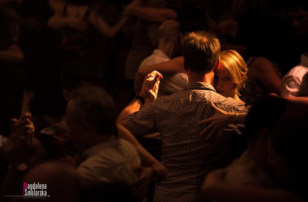 Tango magic and beautiful light