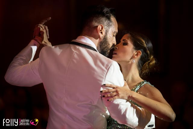 Breathtaking tango performance and show during Tango Championship in london