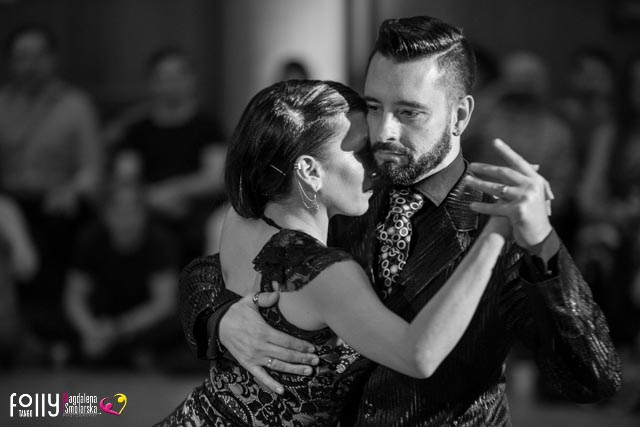 London Tango Championship performance and show