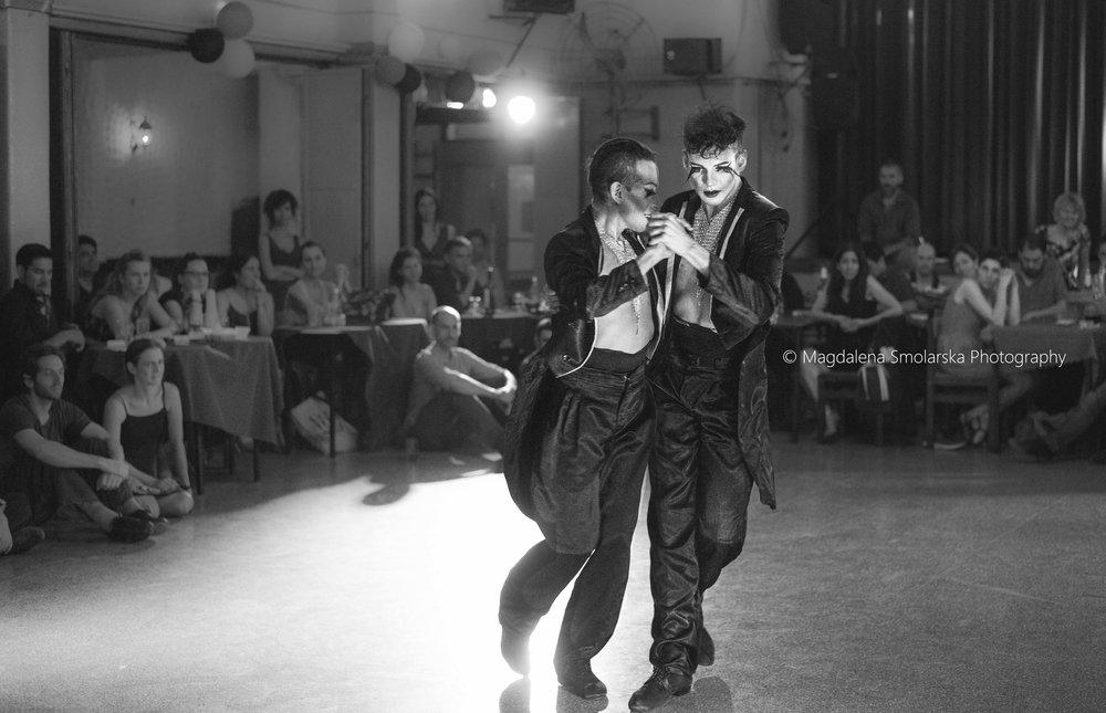 Buenos Aires Tango performance