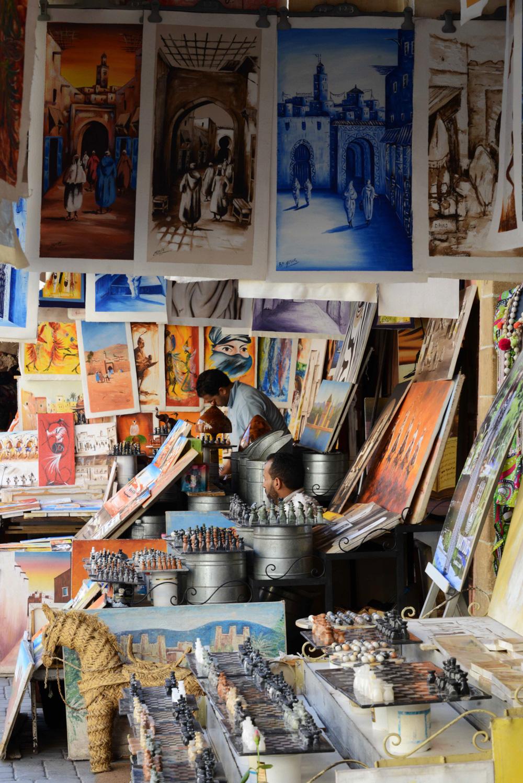 London & Brighton Portrait Photographer- Shopping in Marrakesh