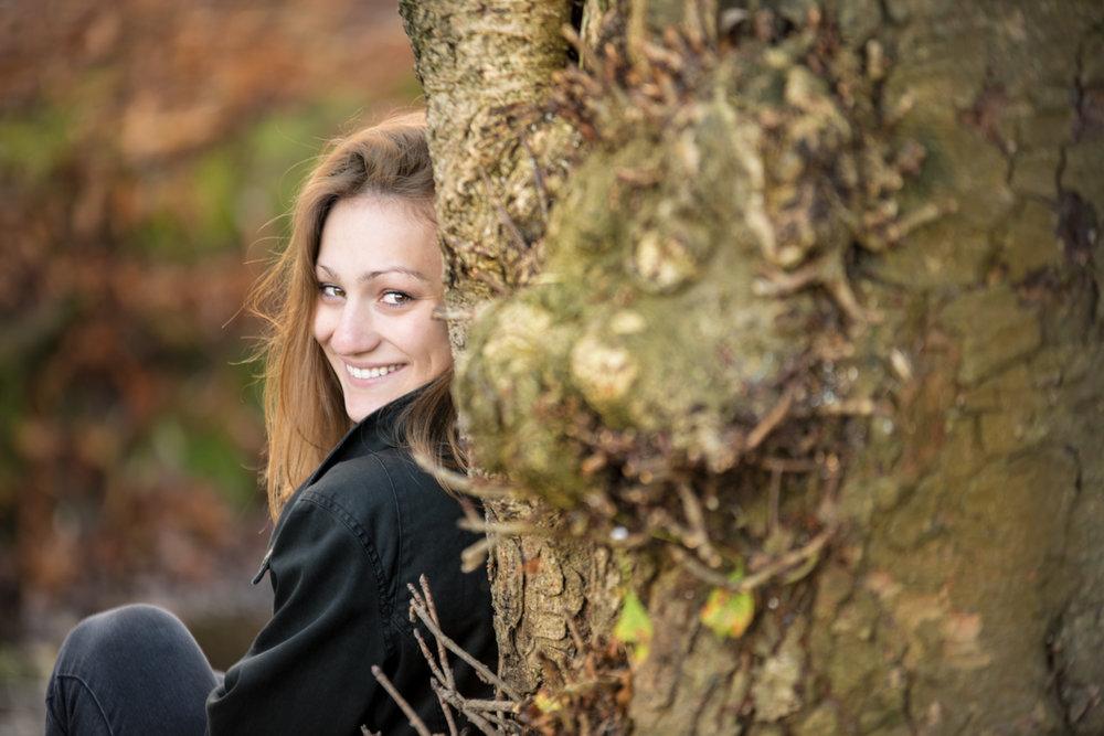 London & Brighton Portrait Photographer- Autumn Outdoor Photo session with Magdalena Smolarska Photography