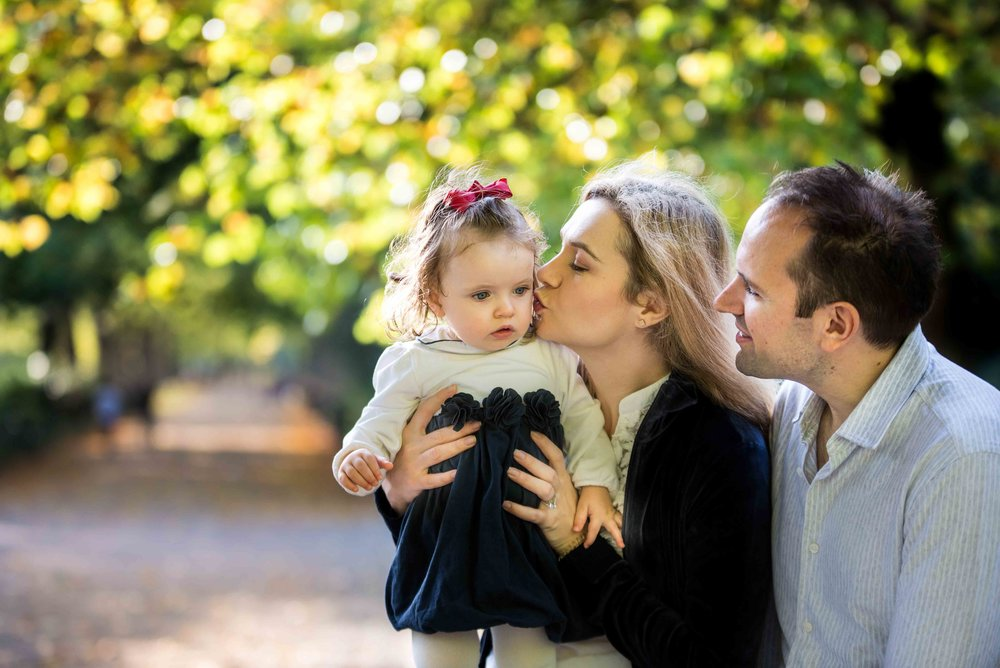 FAMILY PORTRAIT SESSION IN LONDON -