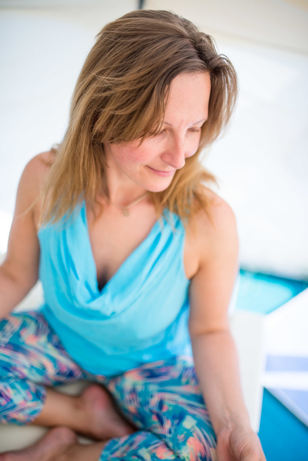 Personal Branding Photoshoot with Holistic Massage Therapist from Brighton, UK -