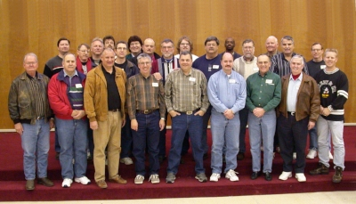 Methodist Men 2003