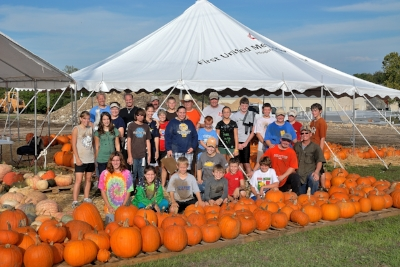2009 Pumpkin Patch
