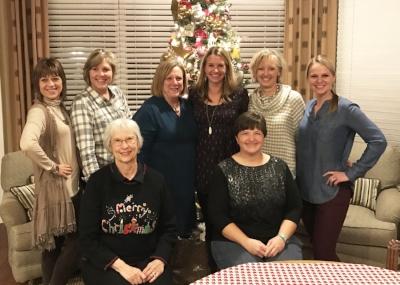 WATA: Front Dortha german, amy howell; Back-Kim Moser,Linda Robinson,Karan Wester,Jessica McDaniel,Wendye Mire, Emily Schroeder