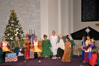 2008 Praise Power Christmas Pageant