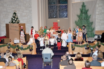 2009 Praise Power Christmas Pageant
