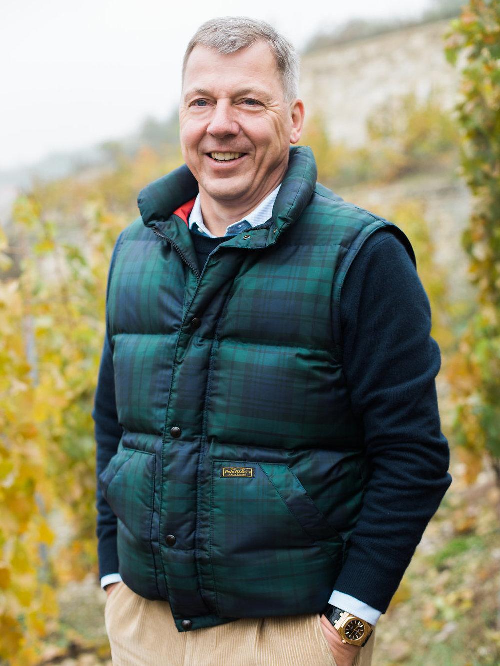 Weinberg Dr. Gabert im Schweigenberg Jörg Gabert