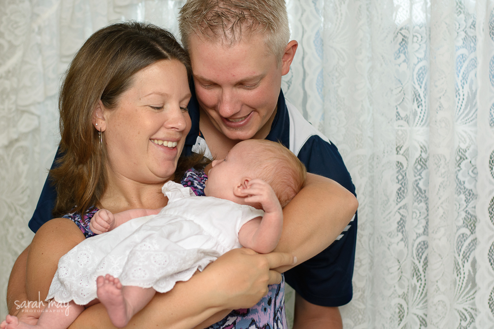 baby and family photographer truro