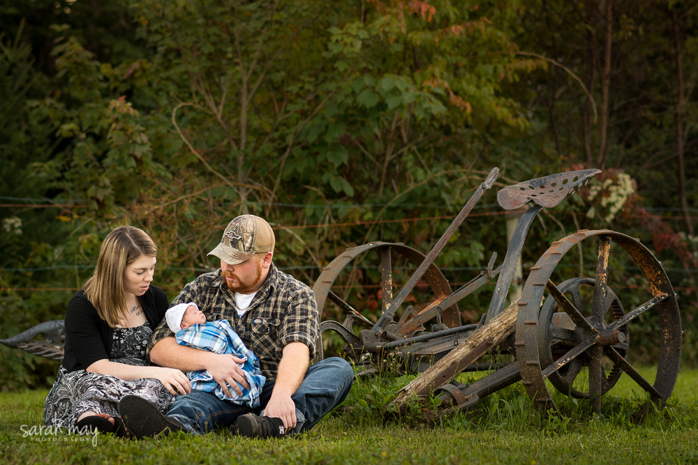 baby photographer bible hill ns