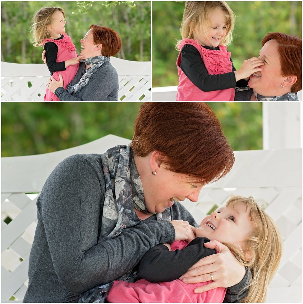 Sophia and Family Photo Session