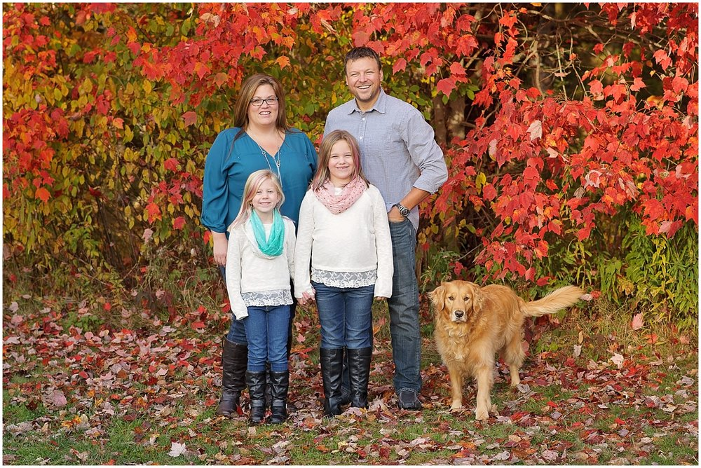 The Harbers Family - Stewiacke River Park
