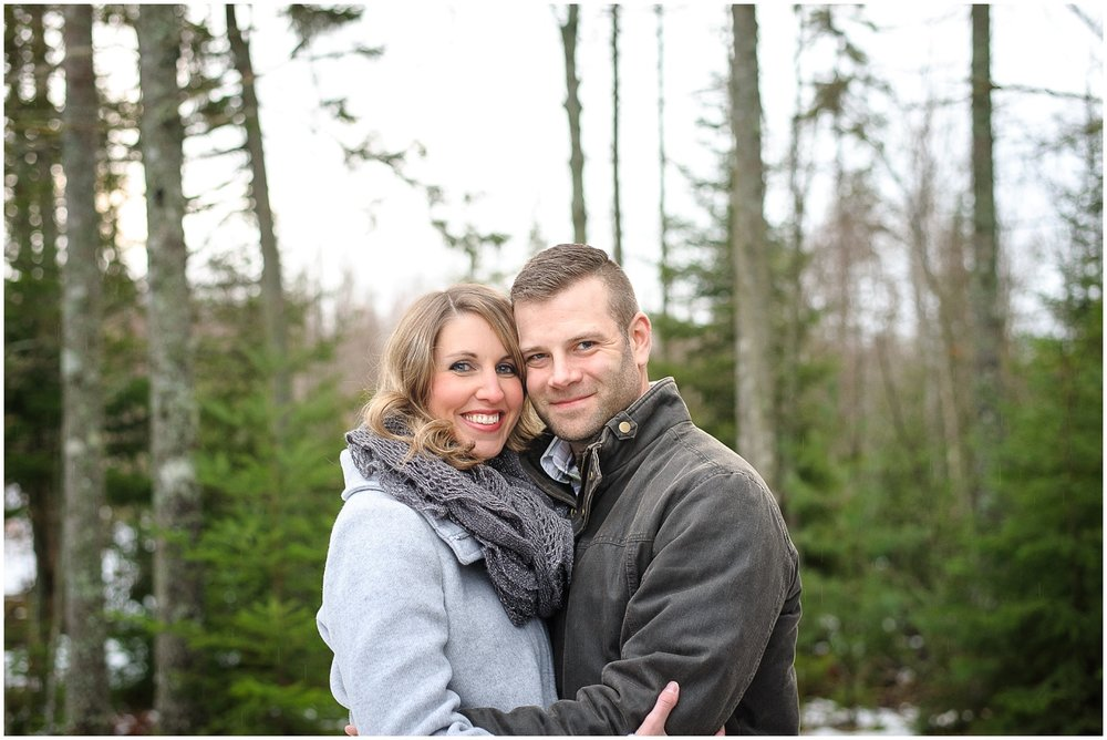 Heather and Scottie - Baby Announcement - Pictou Photographer