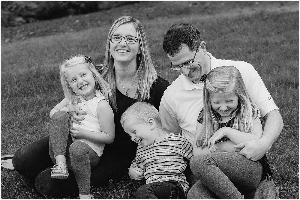 Truro Family Photographer - The MacEachens