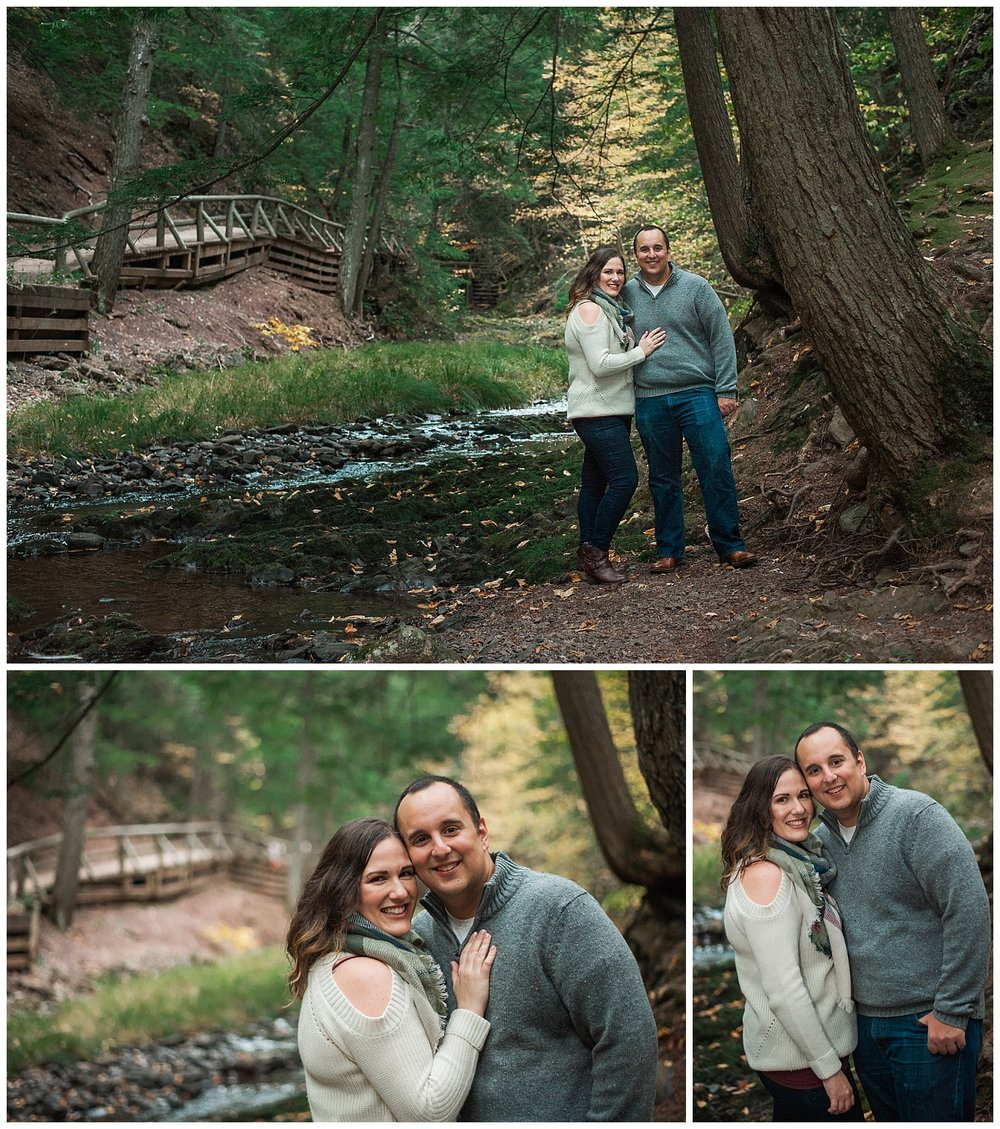 Cheryl and Denis - Truro Engagement Photographer
