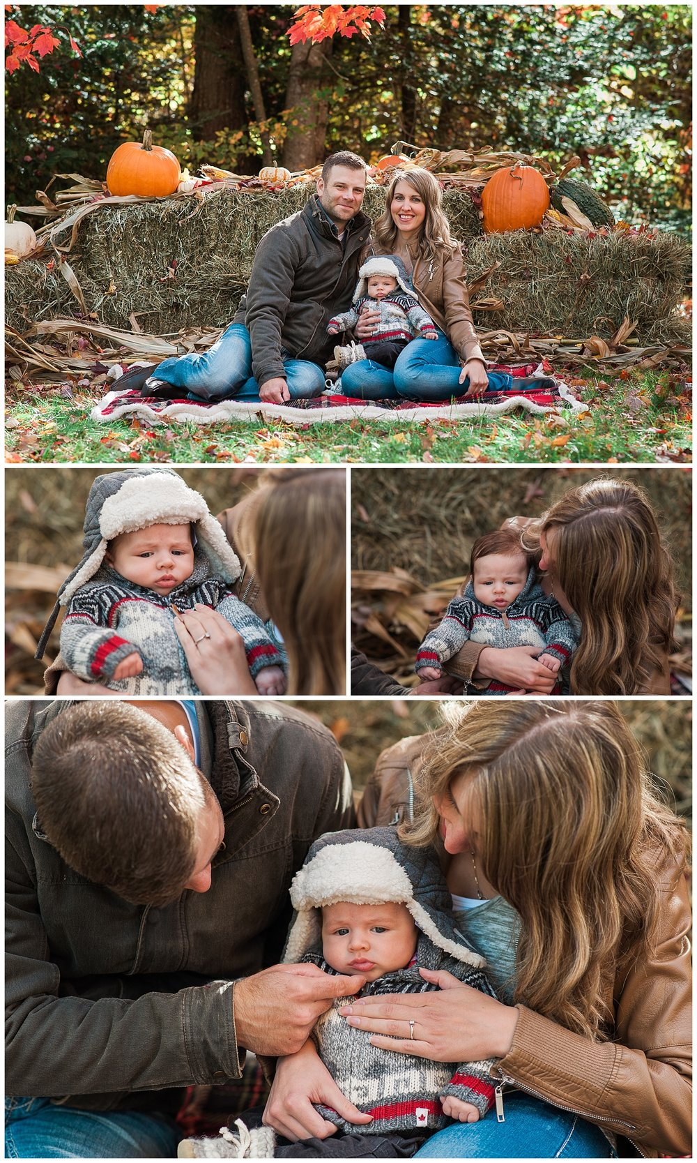 Colpitts Family - New Glasgow Family Photographer