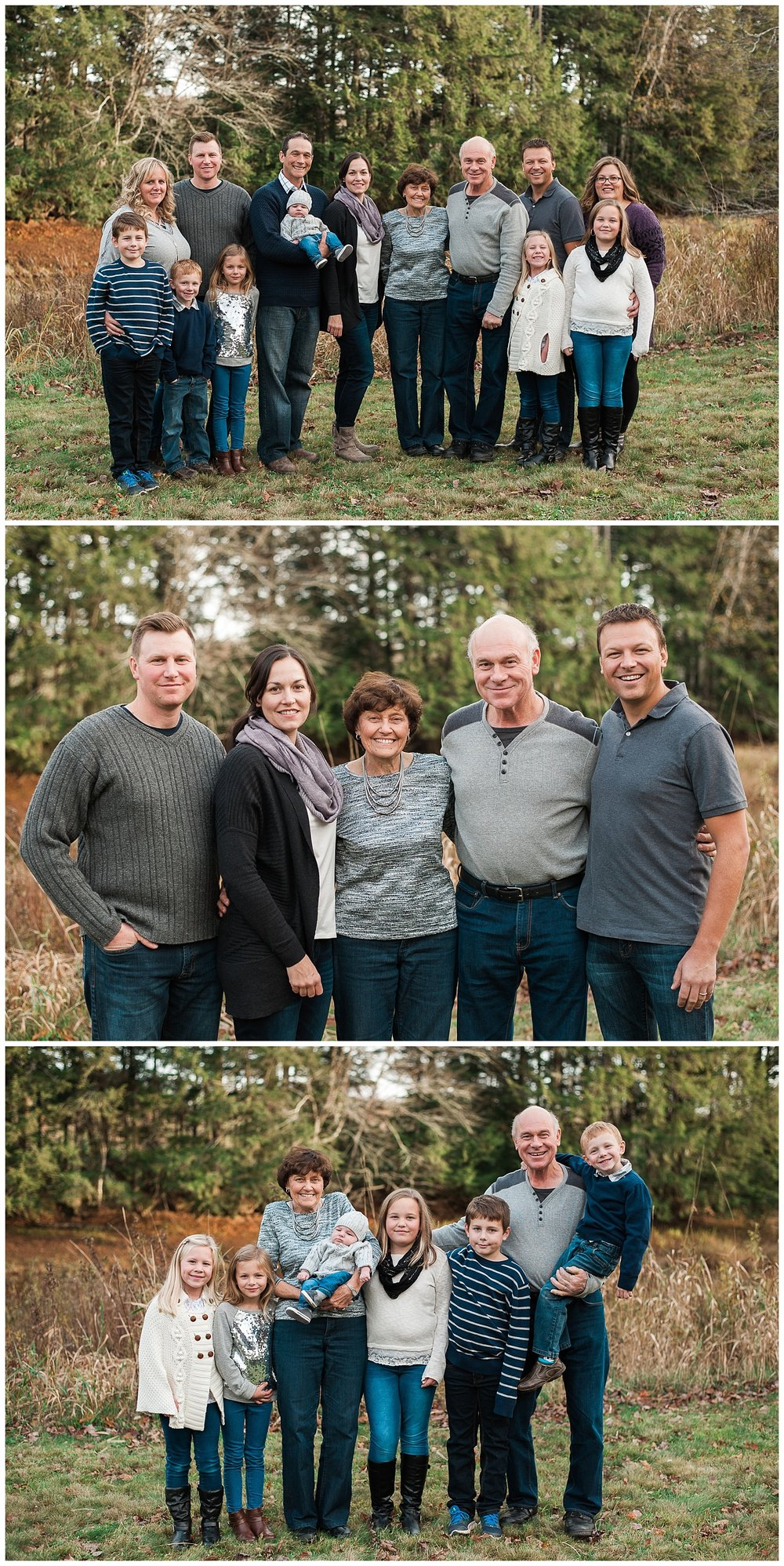 The Harbers - Stewiacke Family Photos