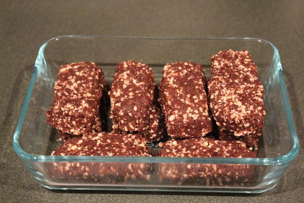 Chocolate cashew cookie Larabar, cheap!