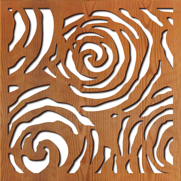 Batik Swirls