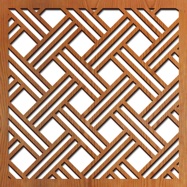 Open Basketweave
