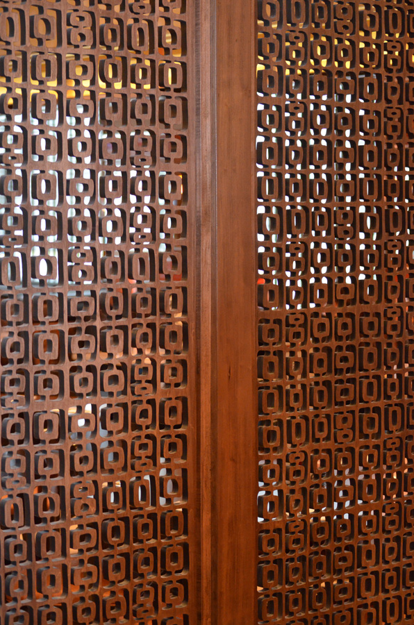Dallago pattern, room divider/wall partition