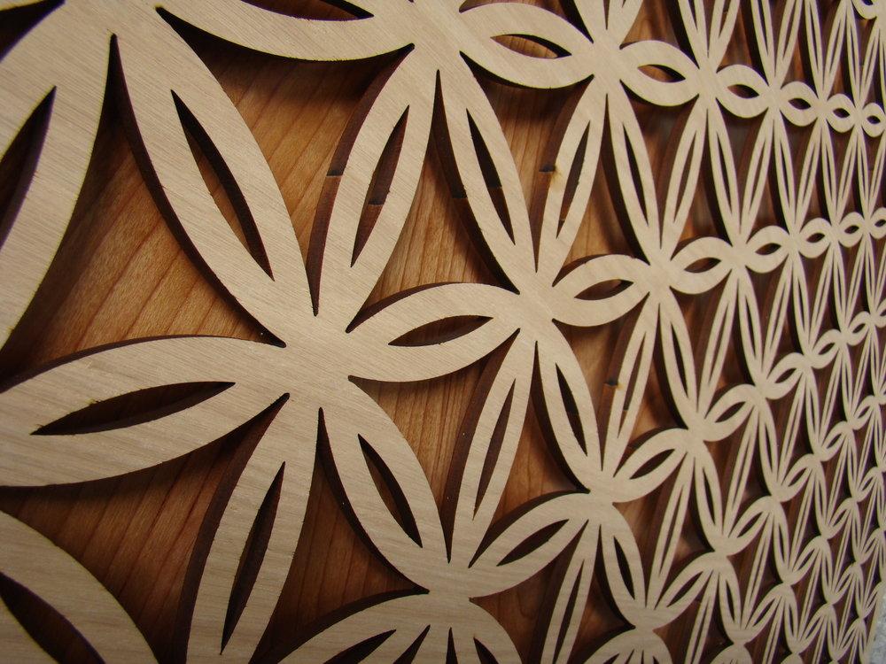 Flower of Life detail