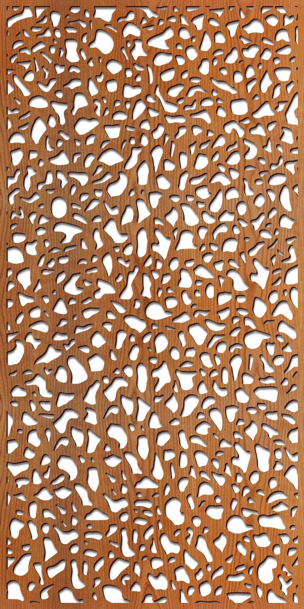 Dappled Light Uniform pattern at 4' x 8' scale