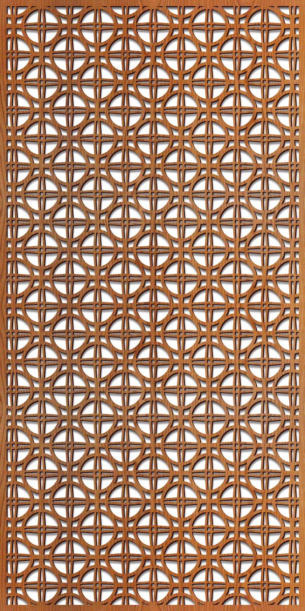 El Paso pattern at 4' x 8' scale