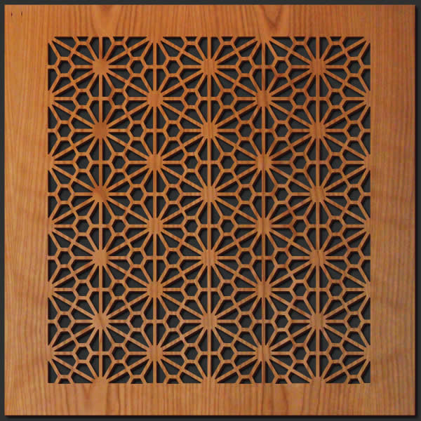 Tortoise Shell Wood Wall Art Lightwave Laser