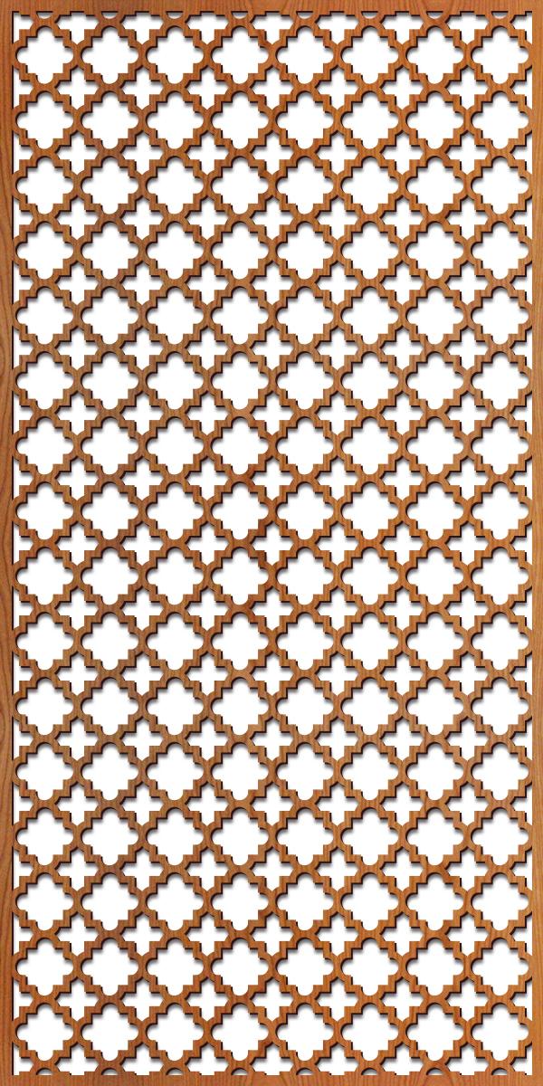 Arabesque 3 - 4' x 8' scale