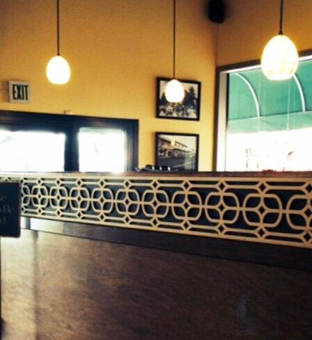 Sukho Thai Restaurant, Oakland, CA - Lane Design Studio
