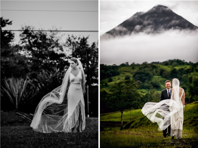 Volcano Arenal Wedding