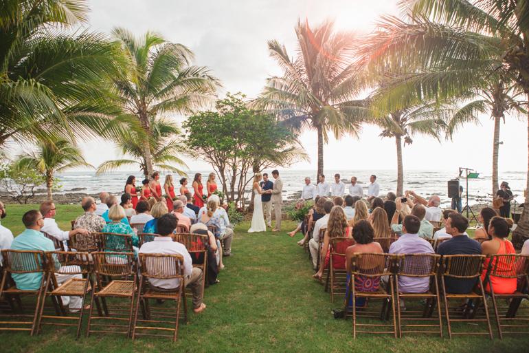Costa Rica Ceremony