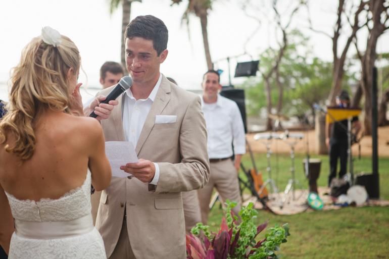 Costa Rica Vows