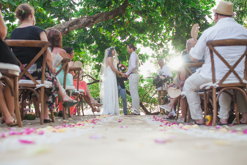 Destination wedding photographer based in Playa Tamarindo, Costa Rica
